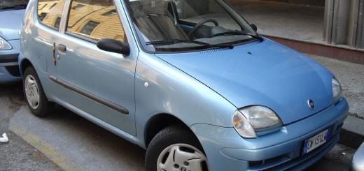 Fiat Seicento, zdroj: Wikimedia
