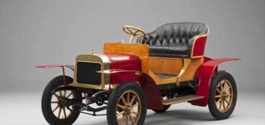 L-K Vioturette A (1905), zdroj: Škoda auto