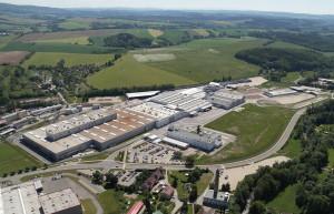 Továrna Škody ve Vrchlabí, zdroj: Škoda auto