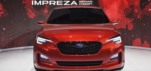 Impreza sedan concept, Zdroj: Subaru