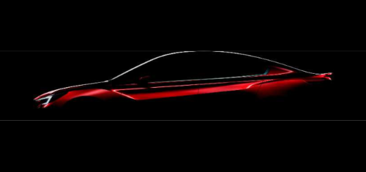 Skica nové Imprezy, zdroj: Subaru