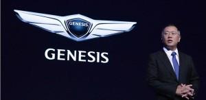 Hyundai představilo svou luxušní značku Genesis. Zdroj: Hyundai