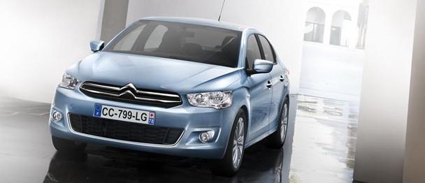 Citroën C-Elyseé, foto: Citroën