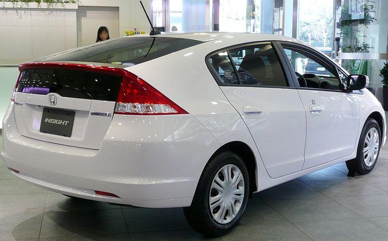 Honda Insight ZE2