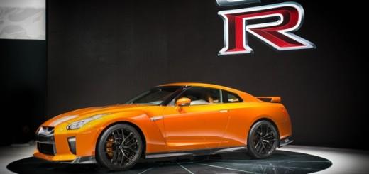 Nissan GT-R ´2017, zdroj: nissannews.com