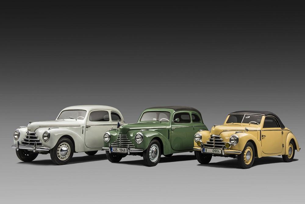 Škoda 1101 Tudor, zdroj: Škoda auto