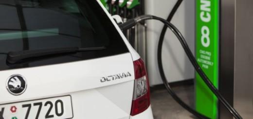 ilustrační obrázek, Škoda Octavia G-TEC, zdroj: Škoda auto