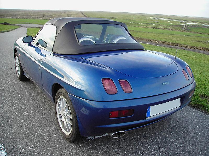 Fiat Barchetta, foto: Muenki