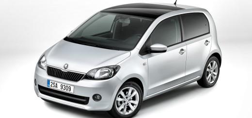 Škoda Citigo, zdroj: Škoda auto