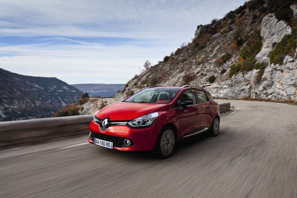 Renault Clio Grandtour, zdroj: Renault