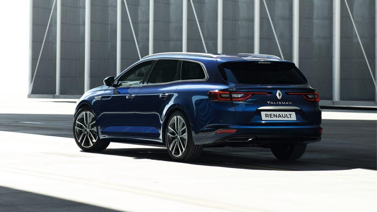 Renault Talisman Grantour, foto: Renault