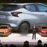 Nissan Micra 5. generace, zdroj: Youtube, Nissan