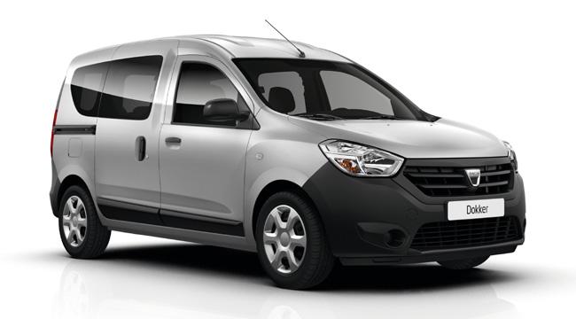 Dacia Dokker, zdroj: Dacia