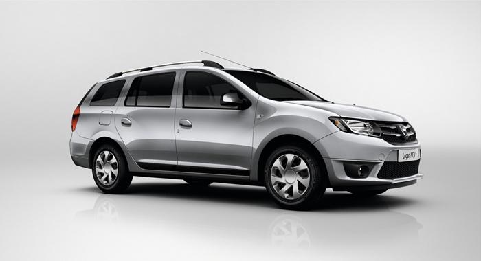 Dacia Logan MCV, zdroj: Dacia