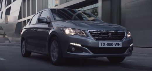 Peugeot 301 (facelift 2017), zdroj: Youtube/Roy Zukerman