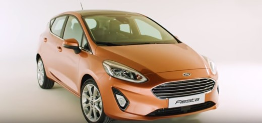 Ford Fiesta 2017, zdroj: Youtube/Carwow