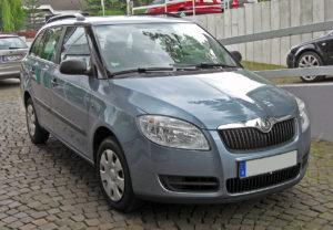 Škoda Fabia combi 2. generace, foto: Matthias93, Wikimedia commons