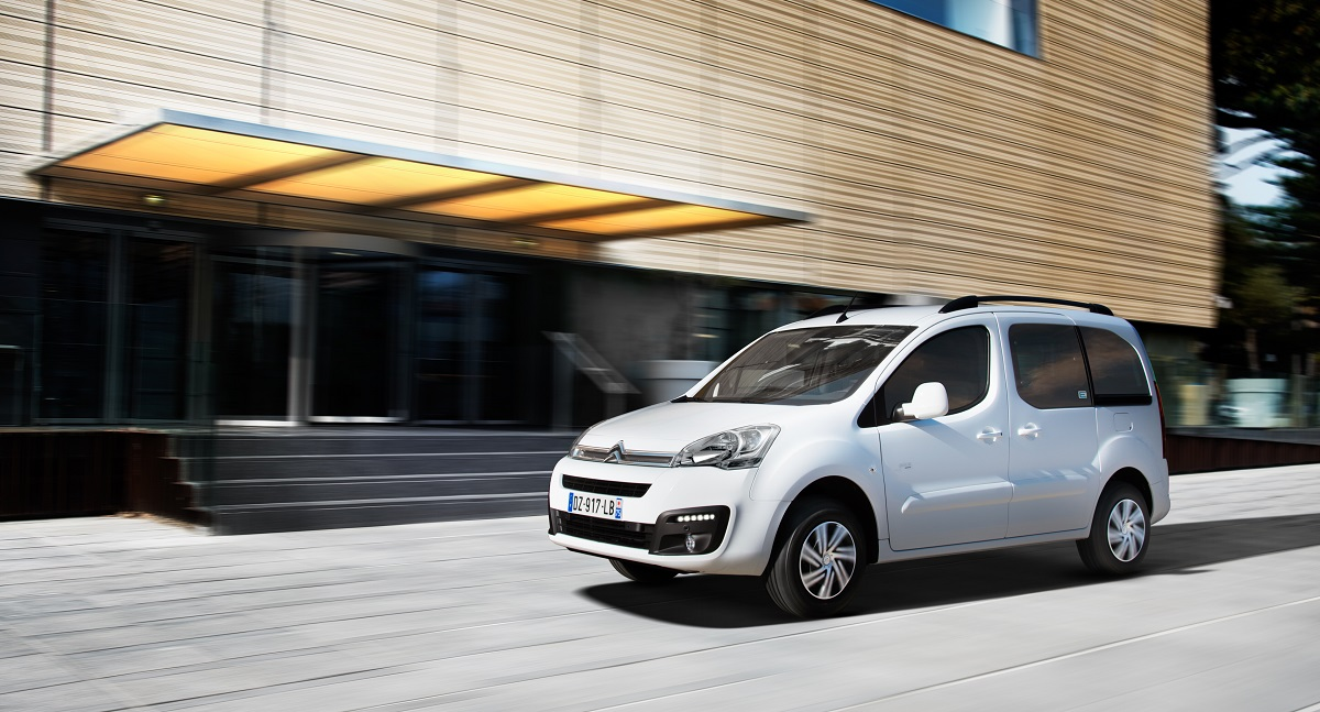 Citroën E-Berlingo Multispace, foto: Citroën