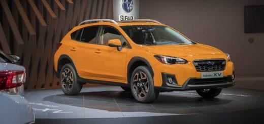Subaru XV (2018), foto: Subaru