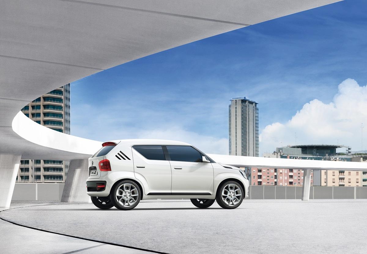 Suzuki iM-4 concept, předobraz Suzuki Ignis, foto: Suzuki