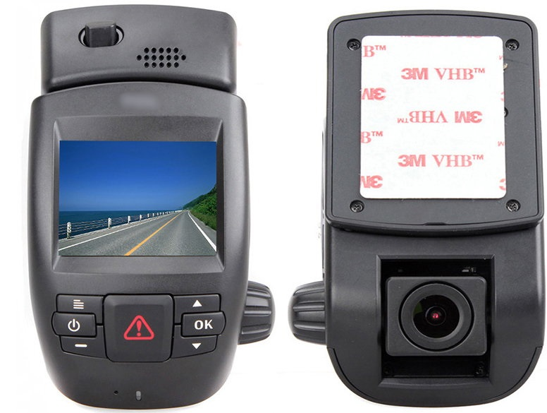 Kamera do auta CD30X