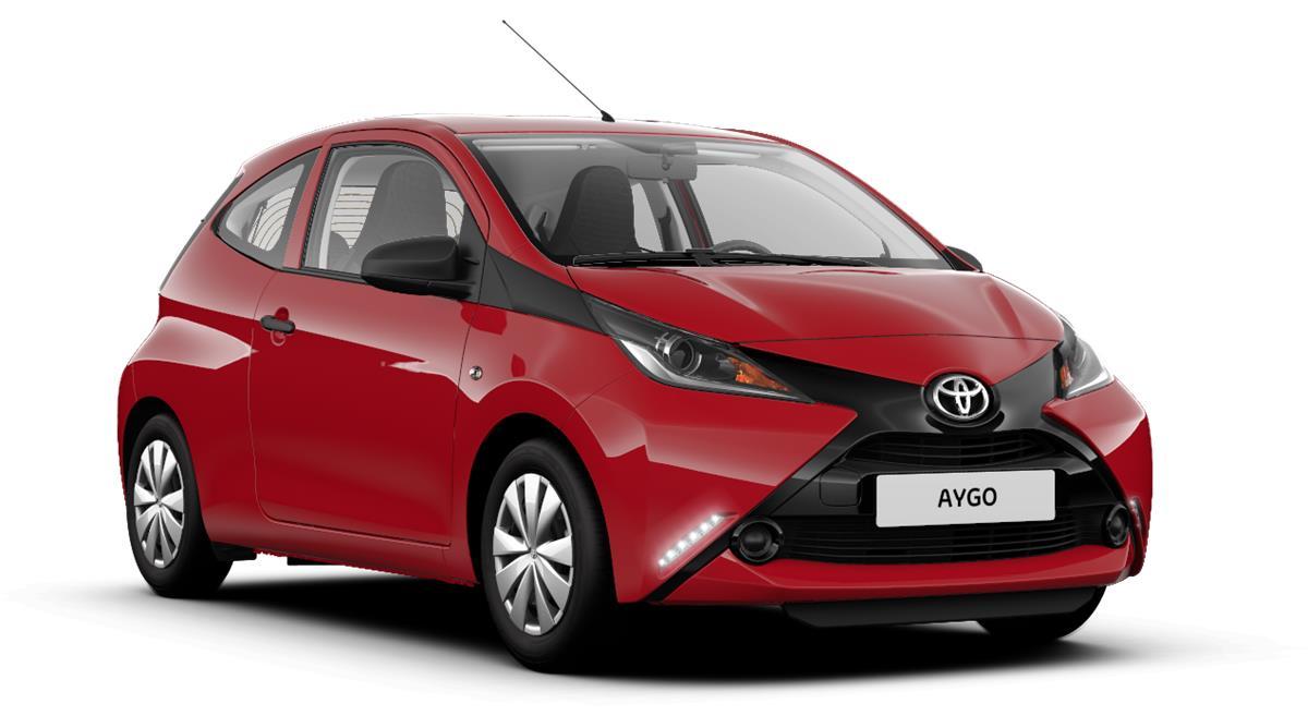 Toyota Aygo, foto: Toyota