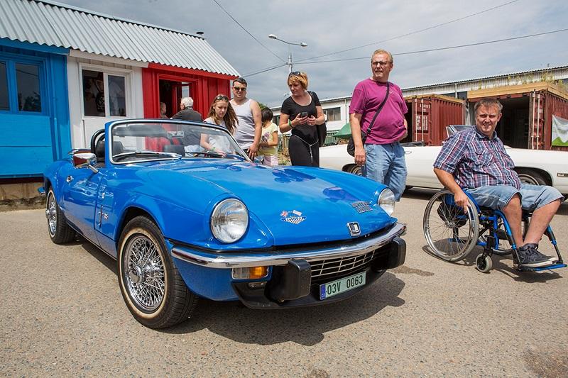 Skvosty s vůní benzínu, foto: Mirek Chaloupka