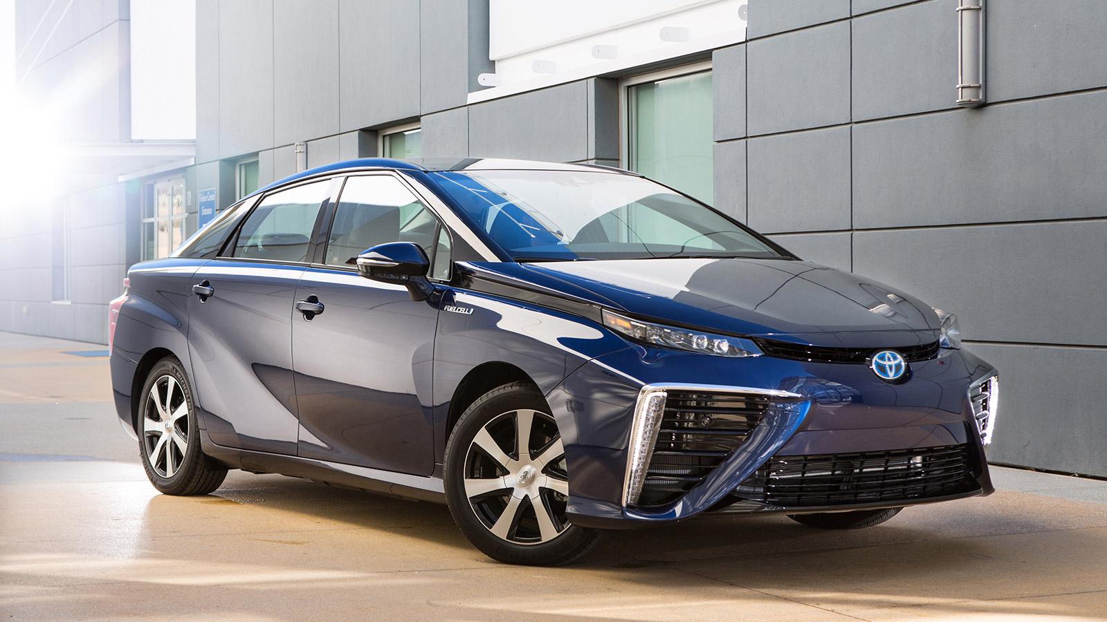 Toyota Mirai, foto: Toyota