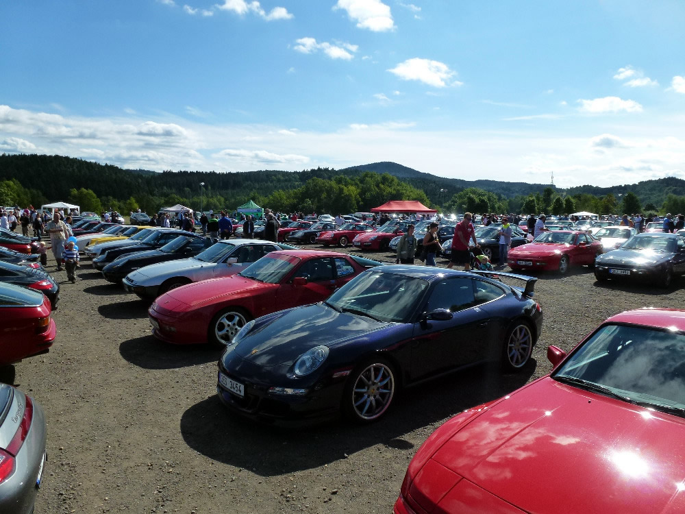 Ferdinand Porsche Festival a Autosporting, foto: Porsche Classic Club ČR