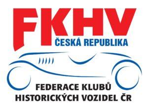 Znak Federace klubů historických vozidel, zdroj: Federace klubů historických vozidel