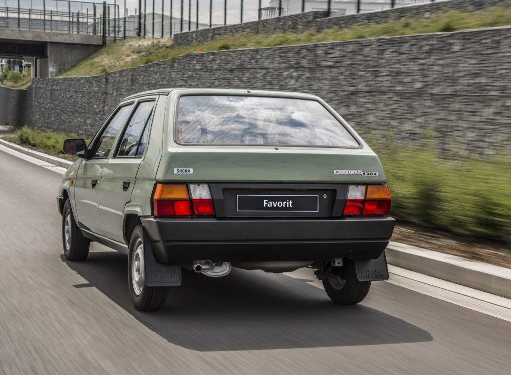 Škoda Favorit, zdroj: Škoda auto