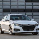 Honda Accord 10. generace, foto: Honda