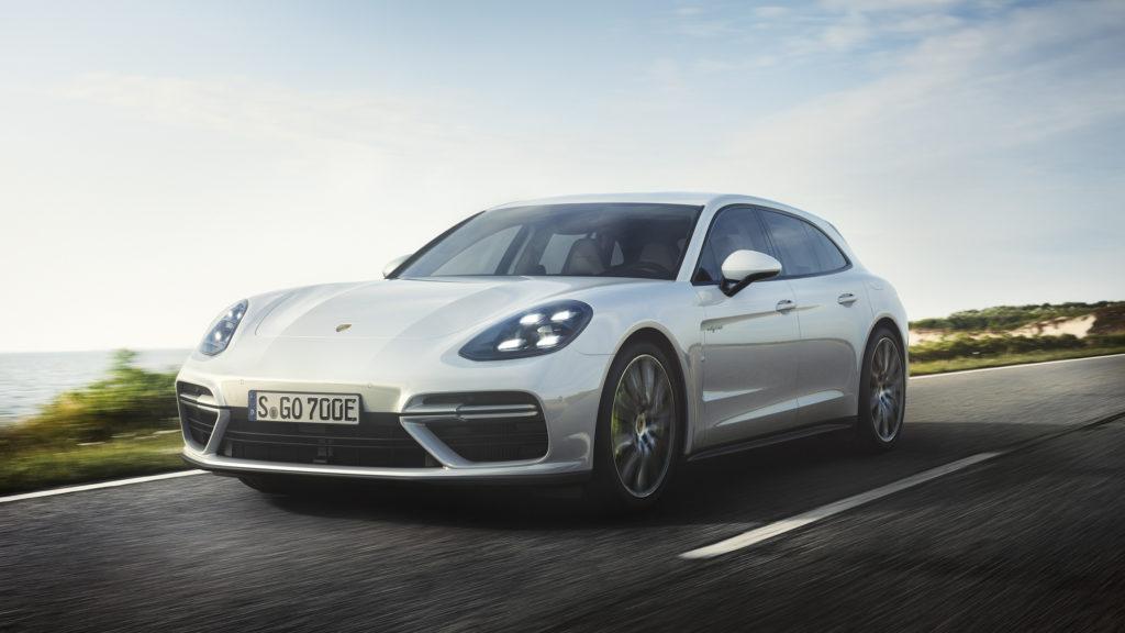 Panamera Turbo S E-Hybrid Sport Turismo, foto: Porsche