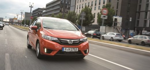 Honda Jazz, foto: Honda