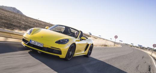 Porsche Boxster, foto: Porsche