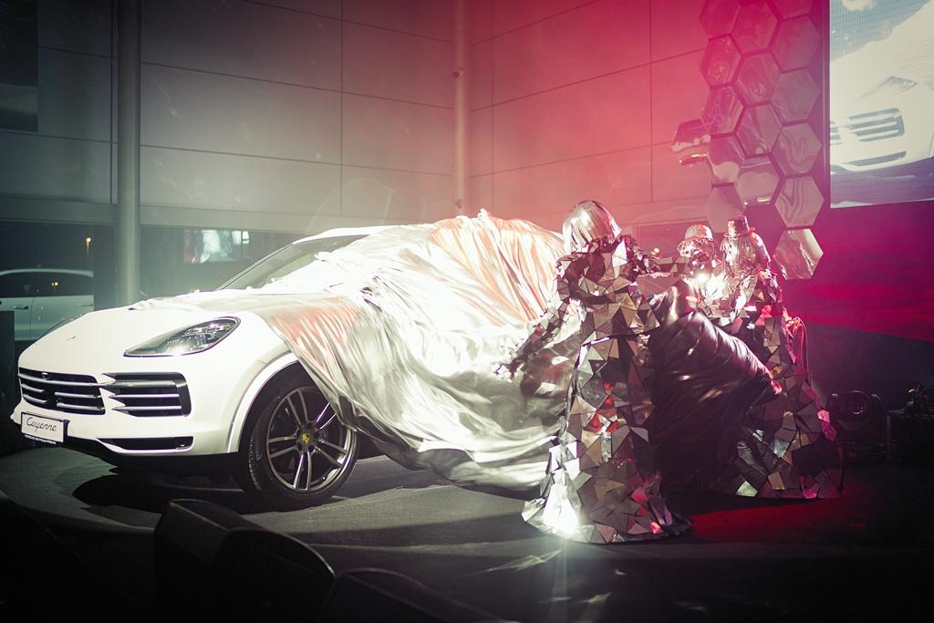 Nové Porsche Cayenne, foto: Porsche Inter Auto