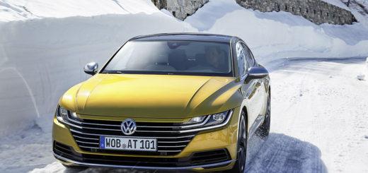 Volkswagen Arteon, foto: Volkswagen