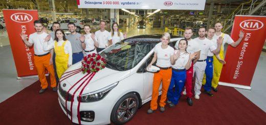 Jubilejní Kia cee´d, foto: Kia Motors Slovakia
