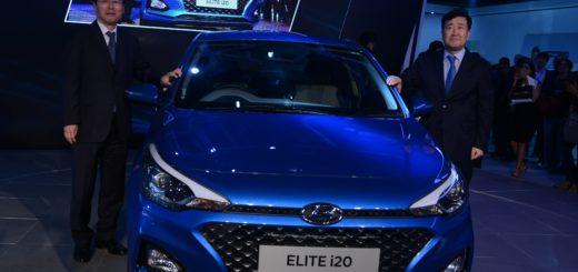 Hyundai i20 facelift (pro Indii), foto: Hyundai India