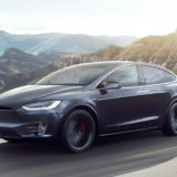 Tesla Model X, foto: Tesla