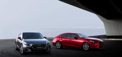 Mazda 3, foto: Mazda