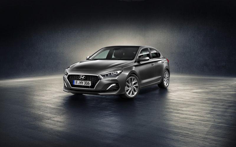 Hyundai i30 Fastback, foto: Hyundai