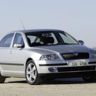 Škoda Octavia 2. generace, zdroj: skoda-auto.cz