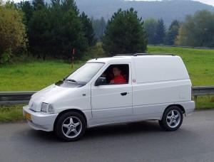 Tatra Beta, autor: Ondřej Ertl, zdroj: wikimedia.org (CC lincence)