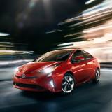 Toyota Prius 4. generace, zdroj: Toyota