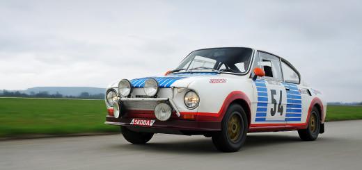 Škoda 130 RS, zdroj: Škoda auto