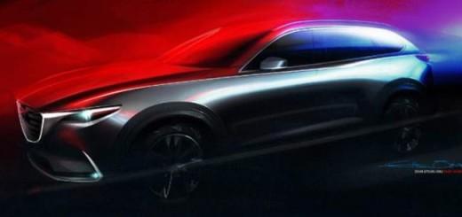 Nová Mazda CX-9, Zdroj: Mazda