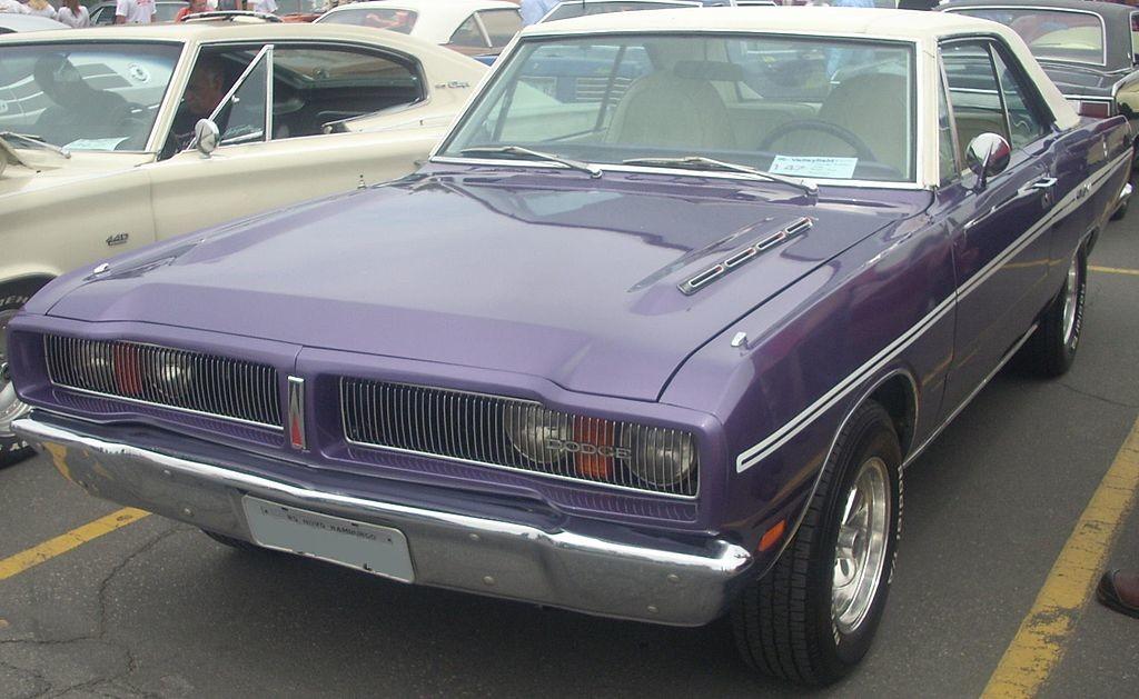 Dodge Charger z roku 1976; foto: Bull-Doser, zdroj: Wikimedia
