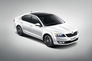 Škoda Octavia pro Čínu, Zdroj: Škoda auto