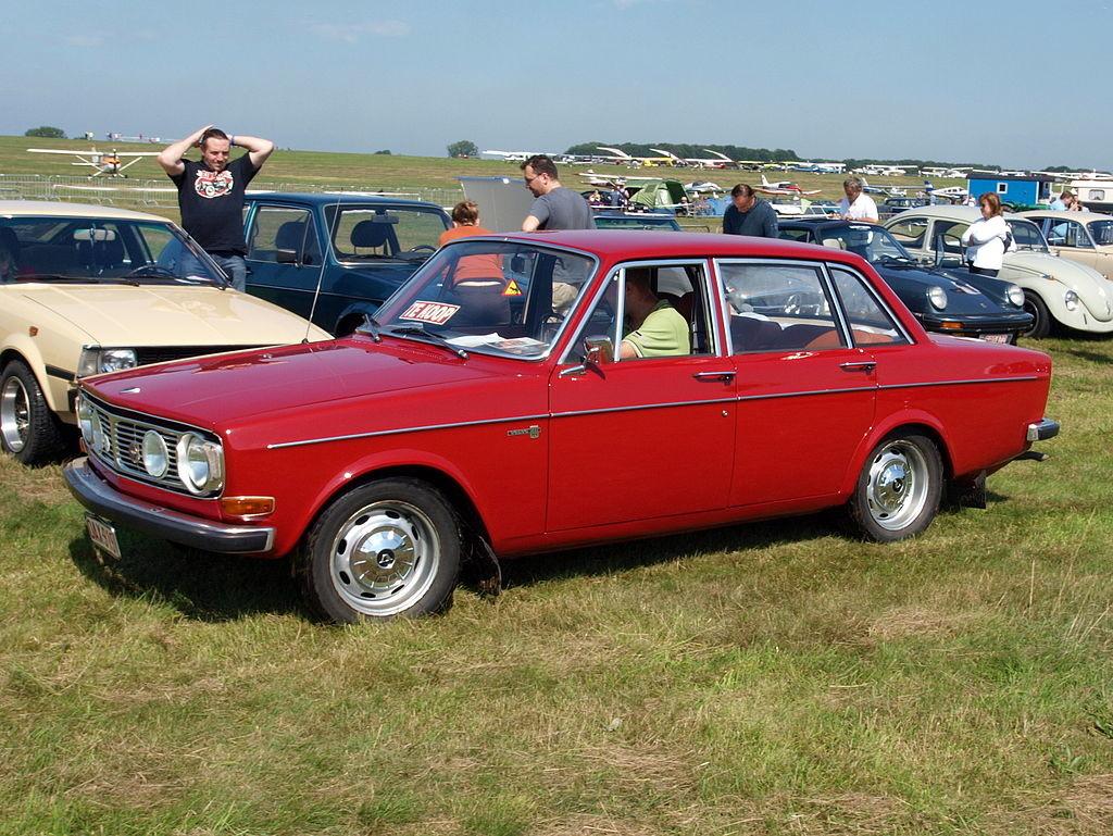 Volvo 144, foto: Alfvan Beem, zdroj: Wikimedia